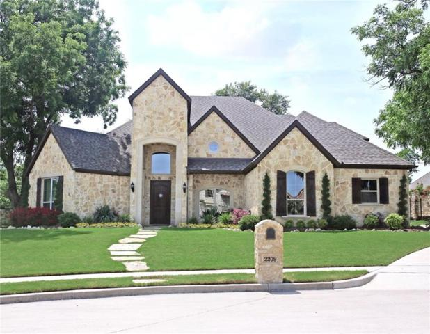 2209 Stone Hollow Drive, Rowlett, TX 75088 (MLS #13905357) :: North Texas Team | RE/MAX Lifestyle Property