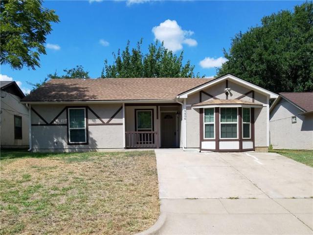 5406 Spring Willow Drive, Arlington, TX 76018 (MLS #13905836) :: Magnolia Realty