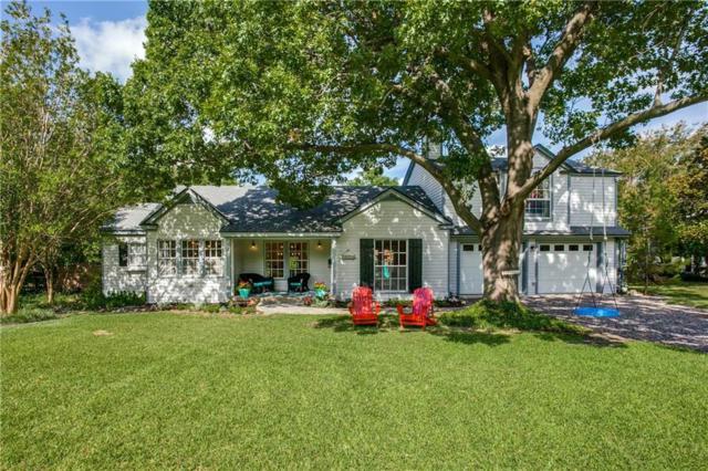 1417 El Campo Drive, Dallas, TX 75218 (MLS #13906049) :: The Real Estate Station
