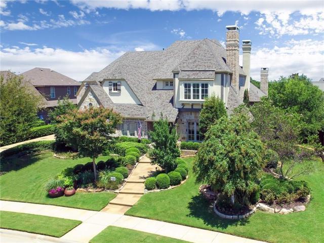 4011 Arches Lane, Prosper, TX 75078 (MLS #13906355) :: The Real Estate Station