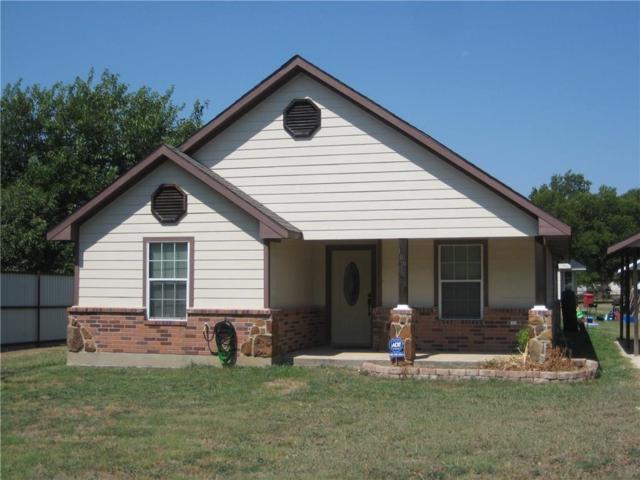 106 Race Street, Tioga, TX 76271 (MLS #13906487) :: Team Hodnett