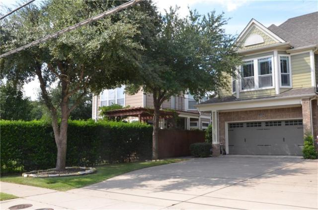 4405 W University Boulevard, Dallas, TX 75209 (MLS #13906588) :: The Hornburg Real Estate Group