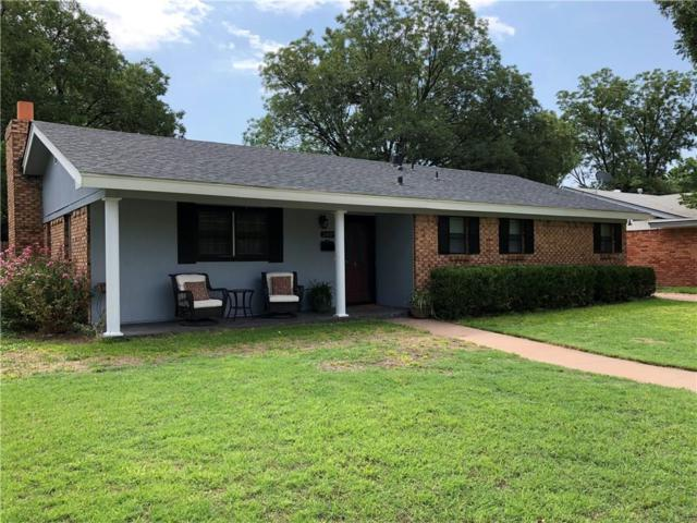 2409 Regent Drive, Abilene, TX 79605 (MLS #13906640) :: Team Hodnett