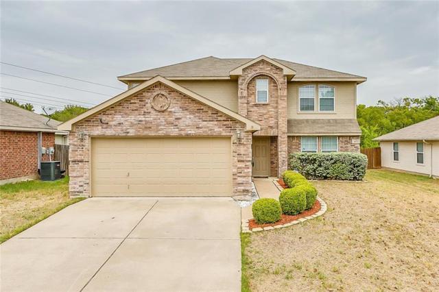417 Kennedy Drive, Crowley, TX 76036 (MLS #13906833) :: Team Hodnett