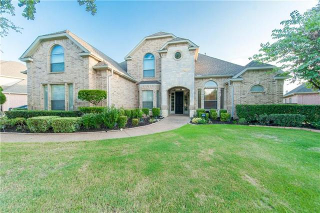 906 Aaron Way, Southlake, TX 76092 (MLS #13907024) :: Team Hodnett