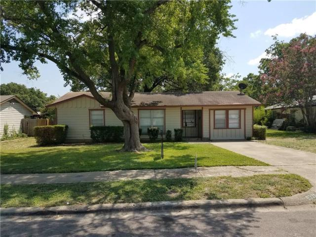 8320 Bunche Drive, Dallas, TX 75243 (MLS #13907809) :: The Hornburg Real Estate Group
