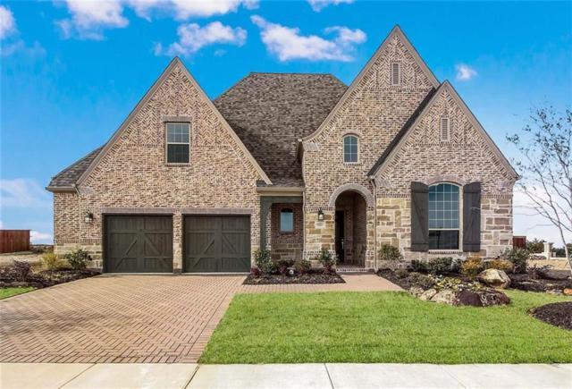 1051 Brookfield Drive, Prosper, TX 75078 (MLS #13908624) :: Kimberly Davis & Associates