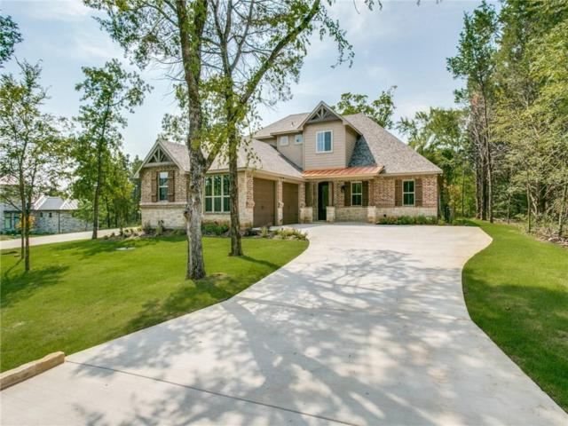 300 Barrington Circle, Gordonville, TX 76245 (MLS #13908821) :: Robinson Clay Team