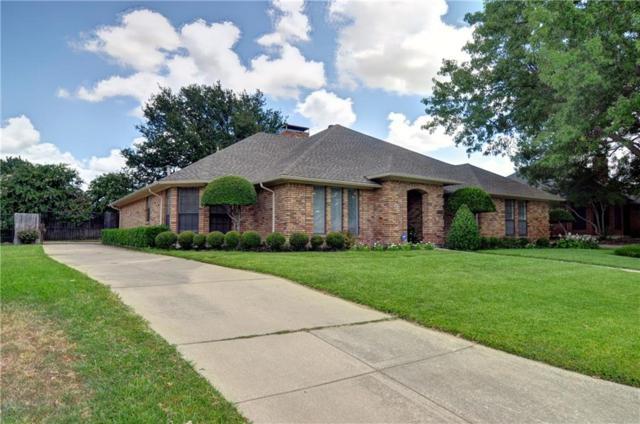 1406 Spyglass Drive, Mansfield, TX 76063 (MLS #13908832) :: Team Hodnett