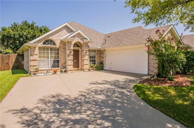 1612 Crabapple Lane, Flower Mound, TX 75028 (MLS #13908860) :: RE/MAX Town & Country