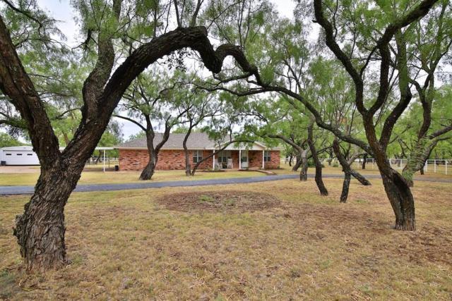 341 Hwy 83-84 S, Abilene, TX 79602 (MLS #13908932) :: Charlie Properties Team with RE/MAX of Abilene
