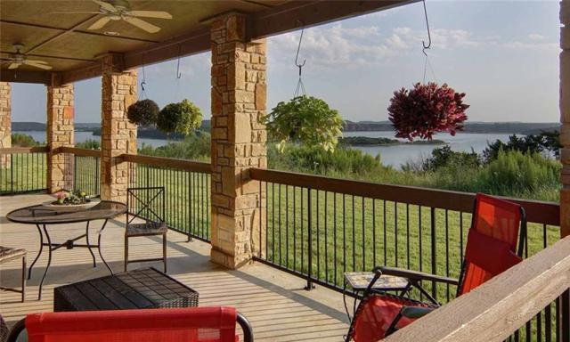 503 Eagle Point, Possum Kingdom Lake, TX 76449 (MLS #13909032) :: The Chad Smith Team