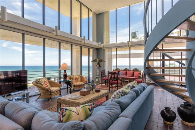 1000 Padre Boulevard #1402, South Padre Island, TX 78597 (MLS #13909283) :: Post Oak Realty