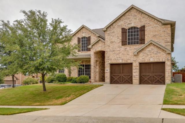300 Tobiano Court, Celina, TX 75009 (MLS #13909898) :: Kimberly Davis & Associates