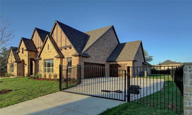 1027 Barbara Lane, Keller, TX 76248 (MLS #13910172) :: Fort Worth Property Group