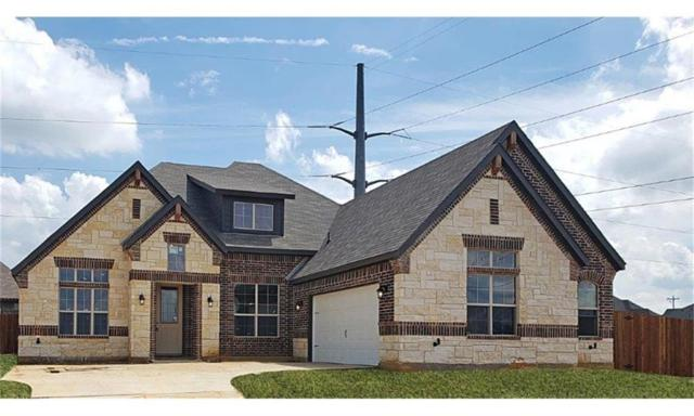 1441 Grassy Meadows Drive, Burleson, TX 76085 (MLS #13910191) :: RE/MAX Landmark