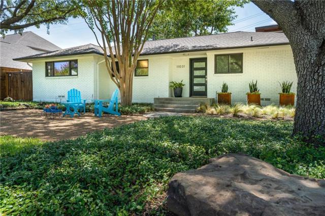 11031 Lawnhaven Road, Dallas, TX 75230 (MLS #13910351) :: Team Hodnett