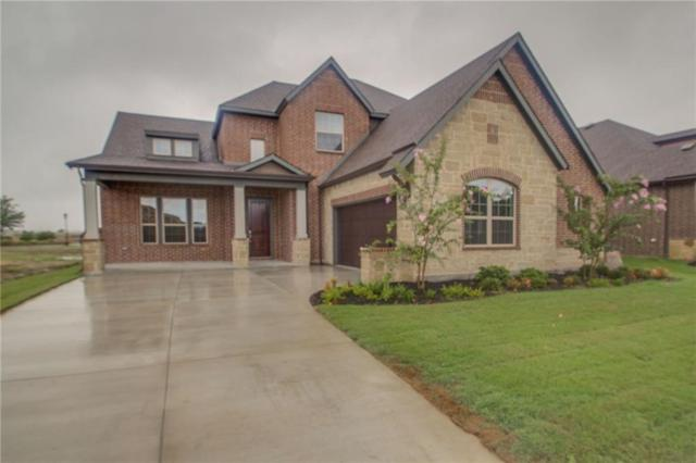 1205 Montaigne Road, Mansfield, TX 76063 (MLS #13910885) :: The Hornburg Real Estate Group