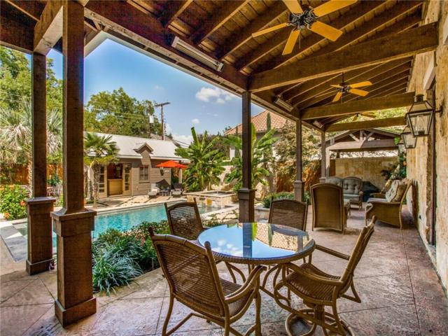 6215 Rex Drive, Dallas, TX 75230 (MLS #13911287) :: Robbins Real Estate Group