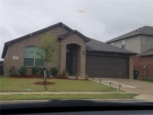 2545 Clarks Mill Lane, Fort Worth, TX 76123 (MLS #13911569) :: RE/MAX Landmark