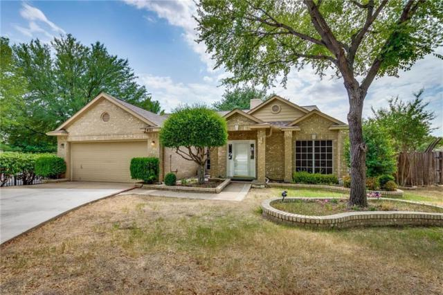 7401 San Isabel Court, Fort Worth, TX 76137 (MLS #13912488) :: Team Hodnett