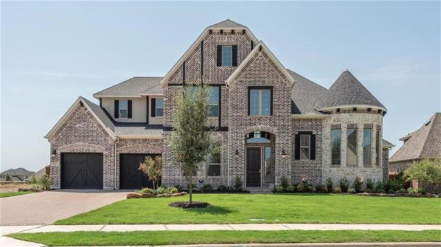 1711 Princeton, Prosper, TX 75078 (MLS #13912806) :: RE/MAX Landmark