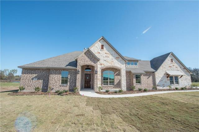 135 Buddy Court, Millsap, TX 76066 (MLS #13912829) :: Steve Grant Real Estate
