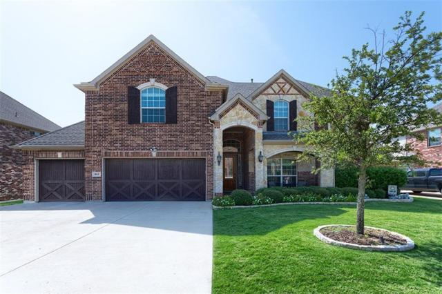 861 Twin Buttes Drive, Prosper, TX 75078 (MLS #13912955) :: RE/MAX Performance Group