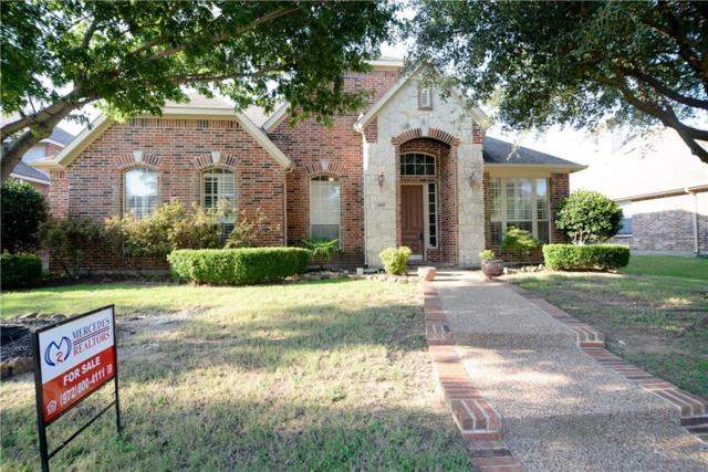 418 Deer Brooke Drive, Allen, TX 75002 (MLS #13913470) :: Magnolia Realty
