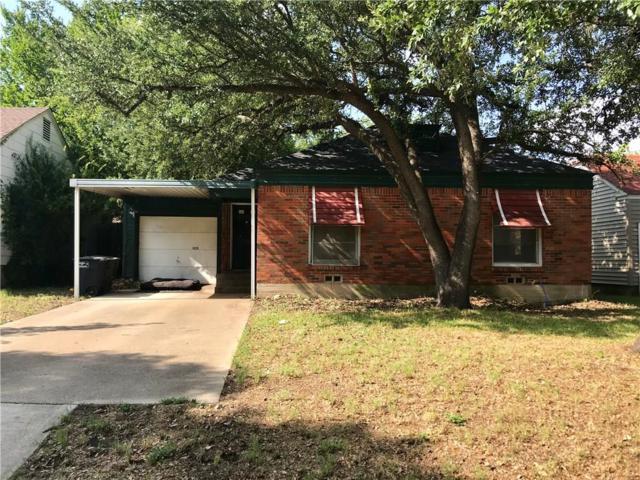 4228 Donnelly Avenue, Fort Worth, TX 76107 (MLS #13913553) :: Team Hodnett