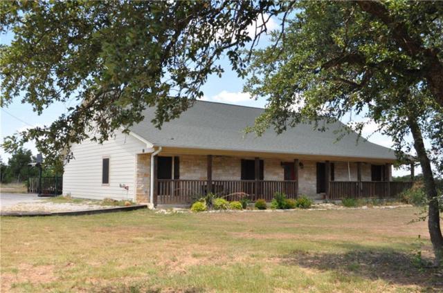 339 Woodhaven Drive, Springtown, TX 76082 (MLS #13914107) :: Team Hodnett
