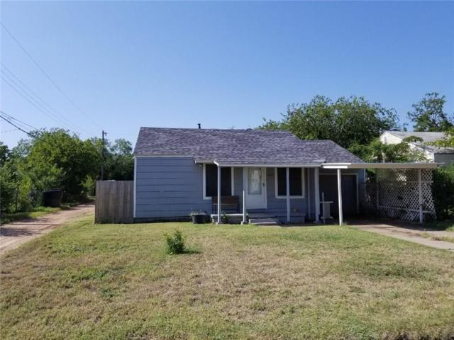 1617 S 22nd Street, Abilene, TX 79602 (MLS #13914462) :: Charlie Properties Team with RE/MAX of Abilene