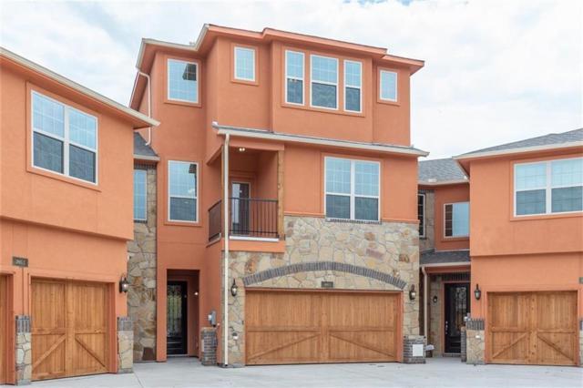 2665 Venice #3, Grand Prairie, TX 75054 (MLS #13914523) :: Century 21 Judge Fite Company