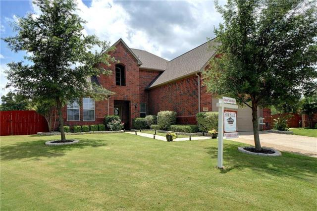 208 River Meadows Lane, Argyle, TX 76226 (MLS #13914554) :: RE/MAX Landmark