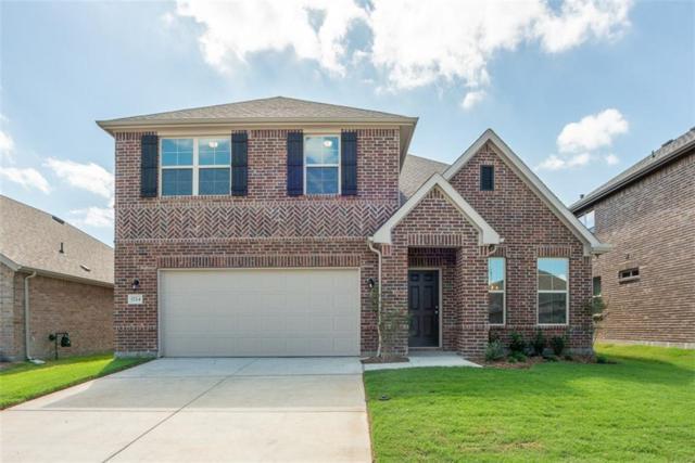 1724 Outpost Creek Lane, Aubrey, TX 76227 (MLS #13915443) :: Robbins Real Estate Group