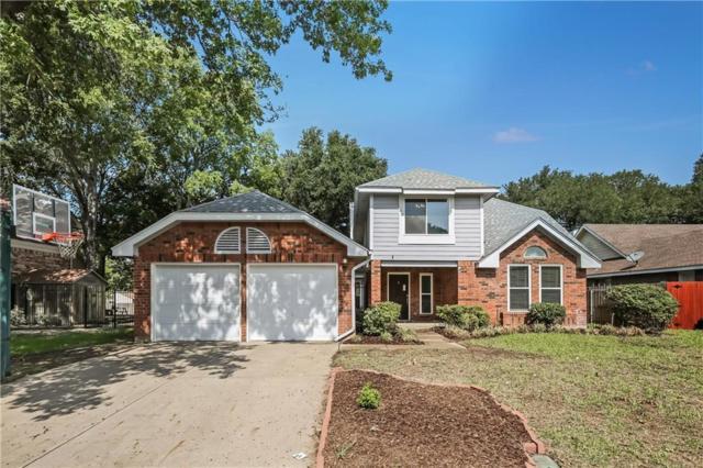 2211 Mcdowell Drive, Euless, TX 76039 (MLS #13916055) :: Baldree Home Team