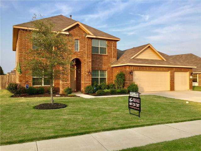 3204 Clear Springs Drive, Forney, TX 75126 (MLS #13916377) :: Baldree Home Team