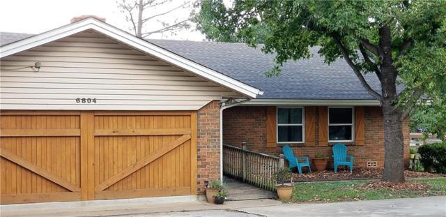 6804 Ferndale Drive, Flower Mound, TX 75022 (MLS #13916732) :: North Texas Team | RE/MAX Advantage