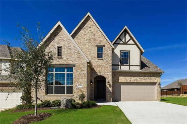 5163 High Ridge Trail, Flower Mound, TX 76262 (MLS #13916969) :: Real Estate By Design
