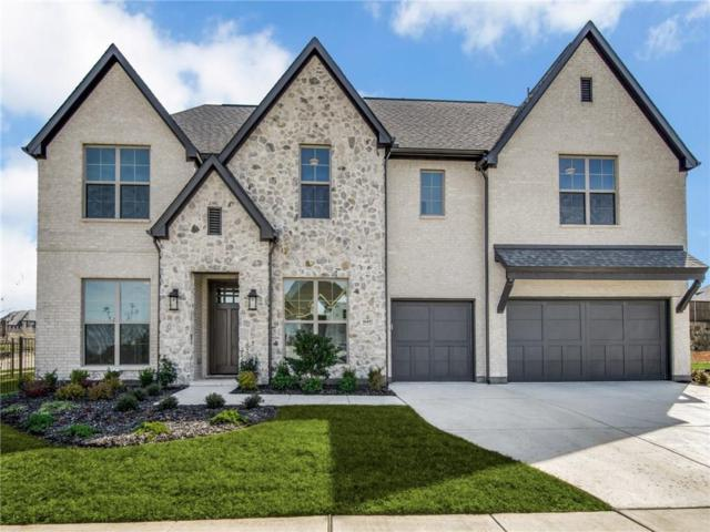 16492 Barton Creek Lane, Frisco, TX 75068 (MLS #13917858) :: Frankie Arthur Real Estate