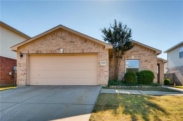 3460 Hidden Canyon Road, Fort Worth, TX 76262 (MLS #13917958) :: RE/MAX Pinnacle Group REALTORS
