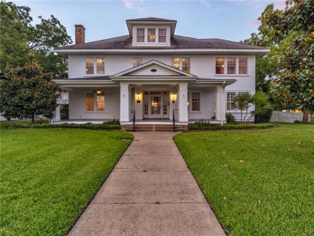 311 E Kilpatrick Street, Mineola, TX 75773 (MLS #13917978) :: Robbins Real Estate Group