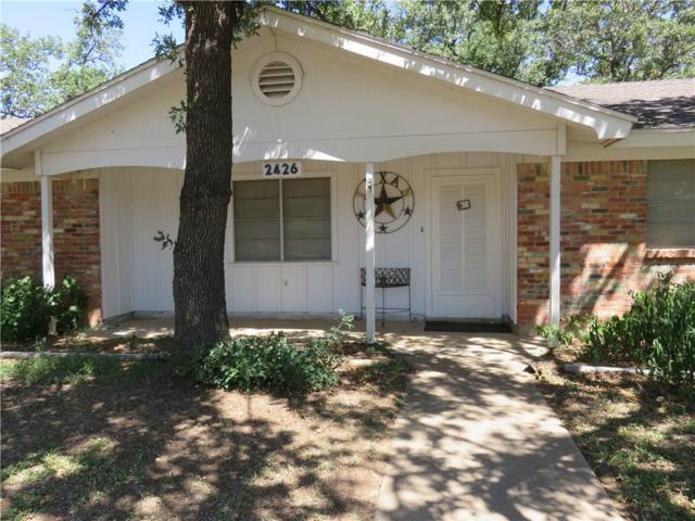2426 Fran Circle, Clyde, TX 79510 (MLS #13918150) :: Kimberly Davis & Associates