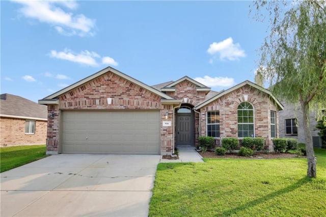 916 Johnson City Avenue, Forney, TX 75126 (MLS #13918475) :: Kimberly Davis & Associates