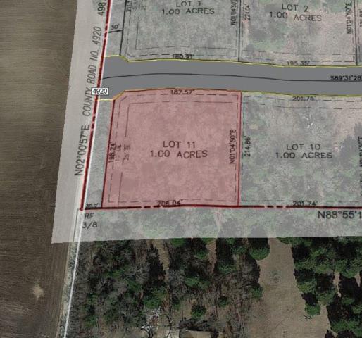 1505 County Road 4920 Lot 11, Leonard, TX 75452 (MLS #13919257) :: The Heyl Group at Keller Williams