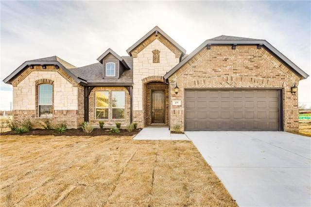 275 Merced Street, Burleson, TX 76028 (MLS #13919614) :: Kimberly Davis & Associates