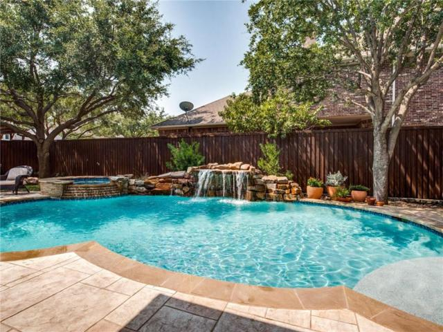 4664 Driftwood Drive, Frisco, TX 75034 (MLS #13920327) :: The Real Estate Station
