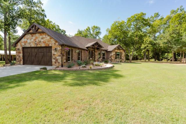 222 Silver Lakes Drive, Sunset, TX 76270 (MLS #13920581) :: The Chad Smith Team