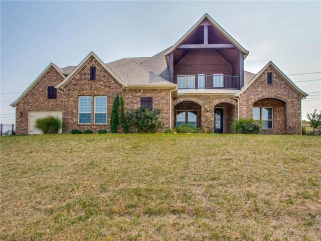12731 Bella Roma Drive, Fort Worth, TX 76126 (MLS #13921015) :: Frankie Arthur Real Estate