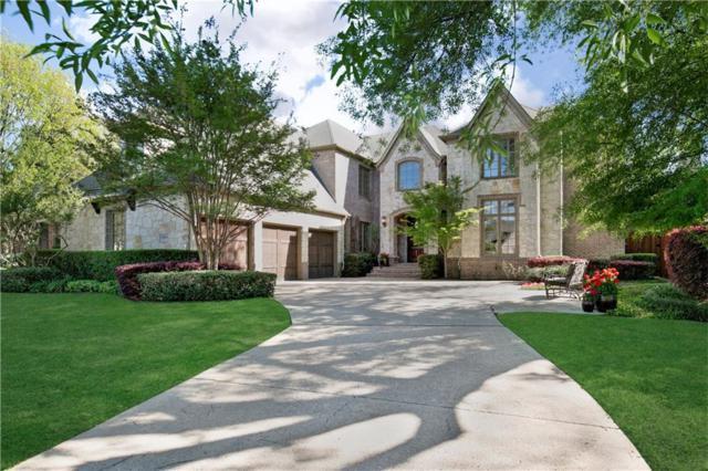 6804 Mimosa Lane, Dallas, TX 75230 (MLS #13921351) :: Robbins Real Estate Group